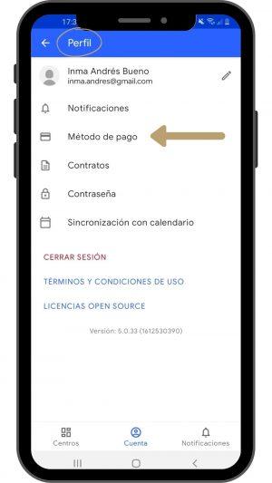 1 android método pago
