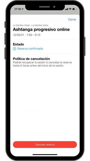 7 iphone cancelar
